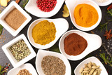 selection of spices - 197040180
