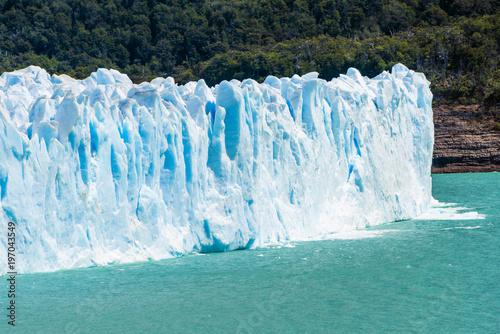 Aluminium Fyle Perito Moreno Glacier in Argentina