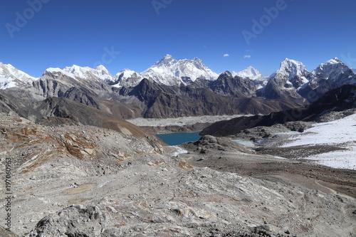 everest-peak-z-przeleczy-renjo-la