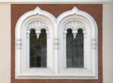 Window of an Orthodox church