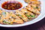 韓国料理 チヂミ