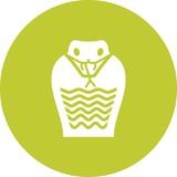 Snake Face icon - 197135979