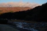 山に朝日があたる 風景 - 197137150