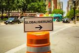Schild 292 - Globalisierung - 197157980
