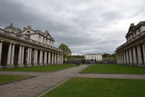 Royal Naval College in stadteil greenwich in london