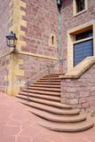 Treppe in der Wartburg