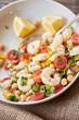 Peruvian Shrimp Salad - Ensalada de late y Camaron - 197204574