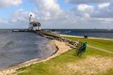 The Horse of Marken lighthouse, The Netherlands - 197236318