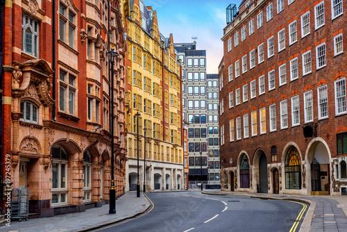 Foto op Canvas London Historical buildings in London city center, England, UK