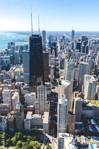 Downtown Chicago © Anthony