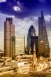 New London Skyline