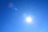 かがやく太陽 青空   - 197277109