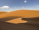 landscape in evening desert - 197301147