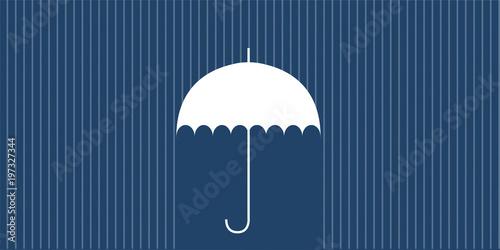 ombrello, pioggia, protezione, ripararsi, sicurezza