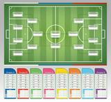 Fußball - Spielplan 2018 - 197331570