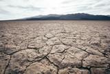 Extremly dry soil in the Desert  - 197347388