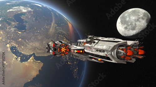 宇宙船 - 197382704