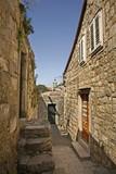 Old street in Dubrovnik. Croatia