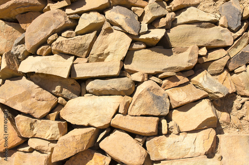 Foto op Aluminium Brandhout textuur Kamienne tło