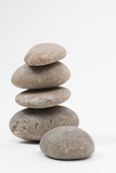 Set of stacked stones - 197466165
