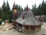 Tatry Wysokie, Polska - Sanktuarium Matki Boskiej Królowej Tatr na Wiktorówkach