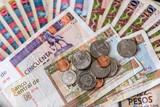 Cuban convertible pesos (CUC). Cuban convertible banknotes and coins