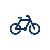 Bike Logo Icon Design