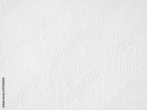 Canvas Betonbehang White Concrete Wall Texture Background,flooring for text, images, websites, websites or graphics for commercial campaigns.