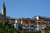 La piccola e bella cittadina di Belluno - 197608907