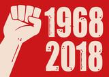 mai 68 - liberté - manifestation - commémoration - anniversaire - révolte - révolution - grève - étudiant