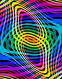 formes circulaires multicolores - 197612105