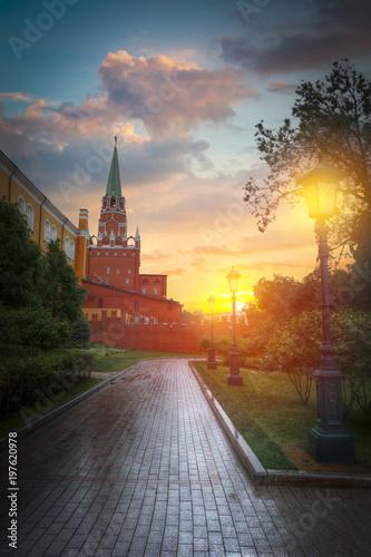 Foto op Plexiglas Moskou Kremlin
