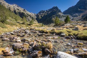 valle dell' Argentera Cuneo Piemonte Italia
