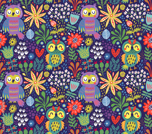 seamless-pattern-with-owls