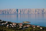 Adriatic sea and Krk island - 197673106