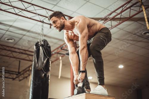 Trening mięśni człowieka