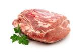 mięso wieprzowe karkówka - 197684984