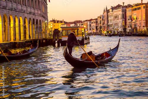 Fotobehang Venetie Venezia