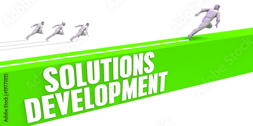 Solutions Development - 197711115