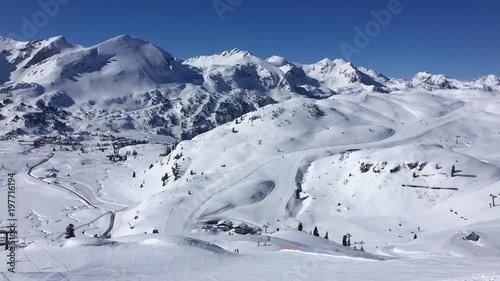 Obertauern in Österreich