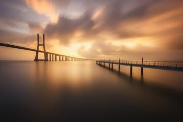 Bridge to sun