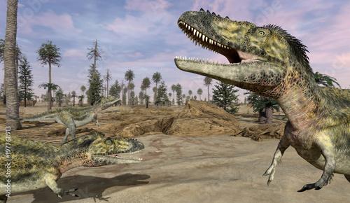 alioramus-dinosaurs-scene