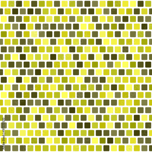 Square pattern. Seamless vector geometric tile background