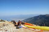 Abenteuer, Freiheit, Mut, Sport, Fliegen: Paragliden in der Türkei über der Ölüdeniz :) - 197777962