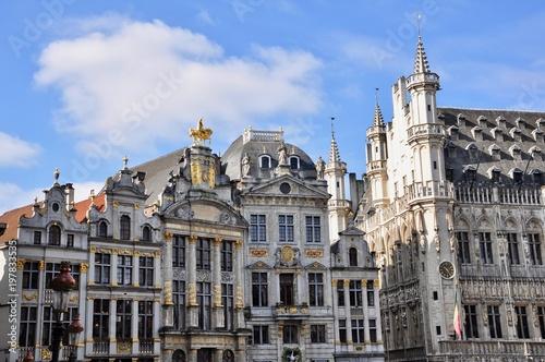 Aluminium Brussel Grand-Place Brüssel