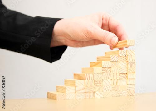 Erfolgstreppe 2