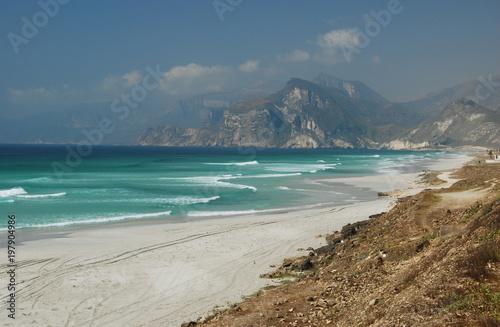 Plage près de Salalah, Oman - 197904986