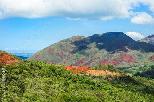 Fotobehang Pool New Caledonia (Mining Industry)