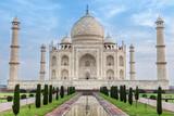 Famous Taj Mahal, India