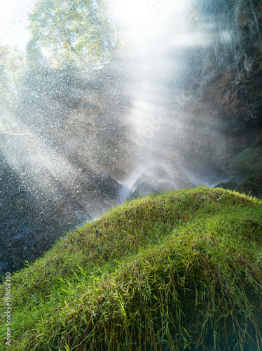 Waterfall at Scacavica Vilage / Bulgaria - 198058390